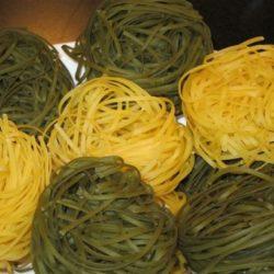 About Paglia e Fieno (Prosciutto and Peas)