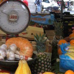 Campo dei Fiori Market in Rome