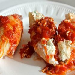 Conchiglioni Ripieni (Stuffed Shells)