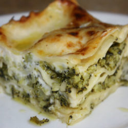 Lasagna di Broccoli