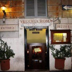 Trattoria Vecchia Roma-Rome