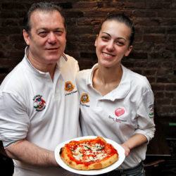 The Montanara Pizza, With a Deep-Fried Crust, Comes to New York