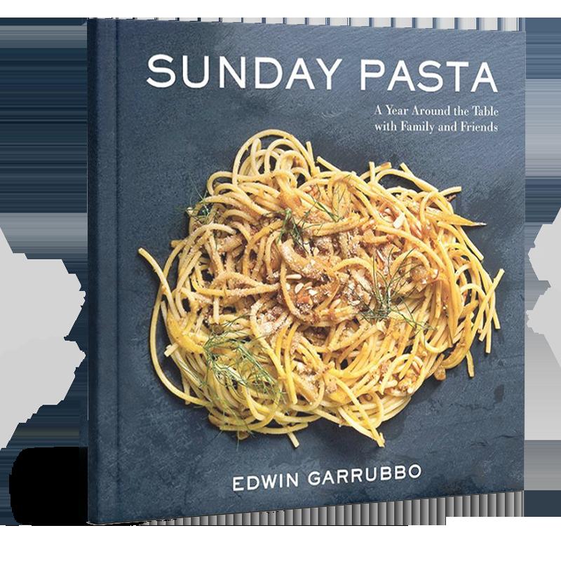 Sunday Pasta Book